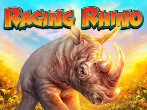 raging rhino wms high variance pokie