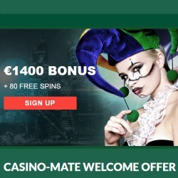 Casino Mate Free spins big bad wolf