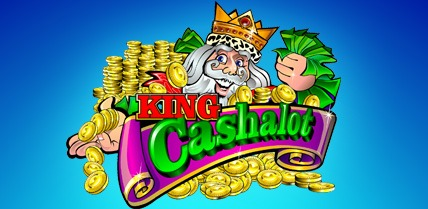 King Cashalot progressive pokie