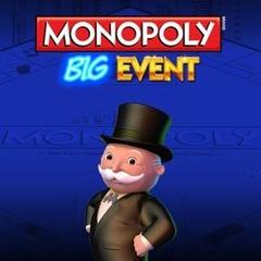 Monopoly big event pokie highest return to player