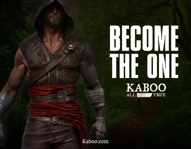 Kaboo casino welcome bonus