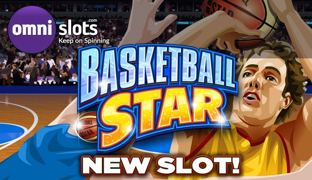 Omni Slots basketball star