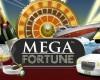 mega fortune pokie review