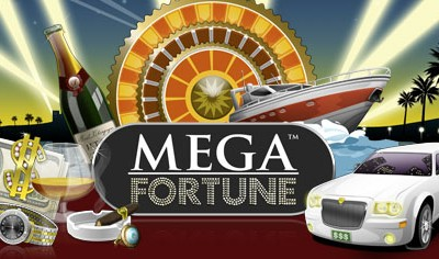 mega fortune pokie review