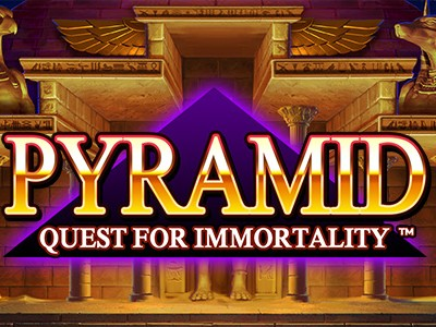 netent pyramid quest for immortality review