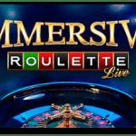 Immersive roulette live