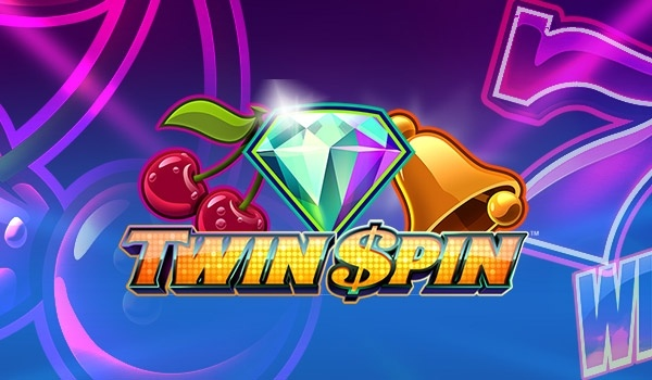 Super popular Twin Spin slot with nice bonuses