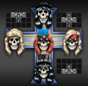 Guns n roses pokie