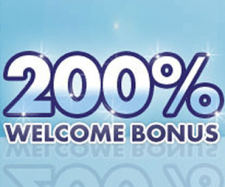 200% match bonus casino