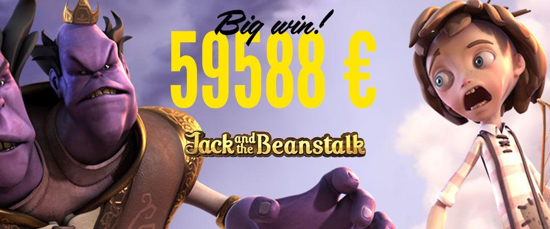 rizk casino big winner jack and the beanstalk