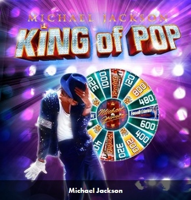 Play the new Michael Jackson pokie