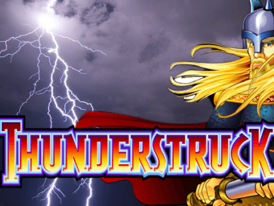 Thunderstruck pokie microgaming