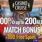 Casino Cruise welcome bonus