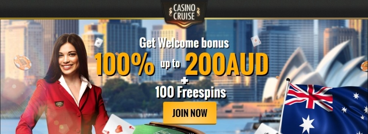 Casinocruise welcome bonus