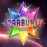 starburst most played online slot