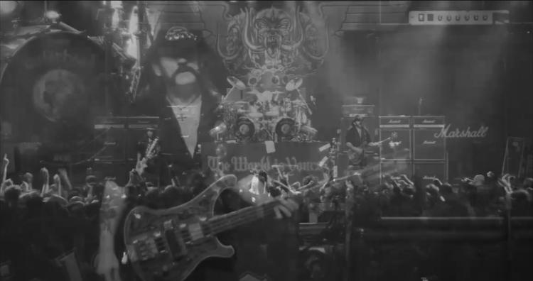 Motorhead pokie live clip