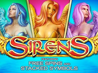Sirens pokie review IGT online