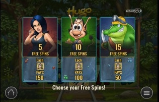 hugo pokie review