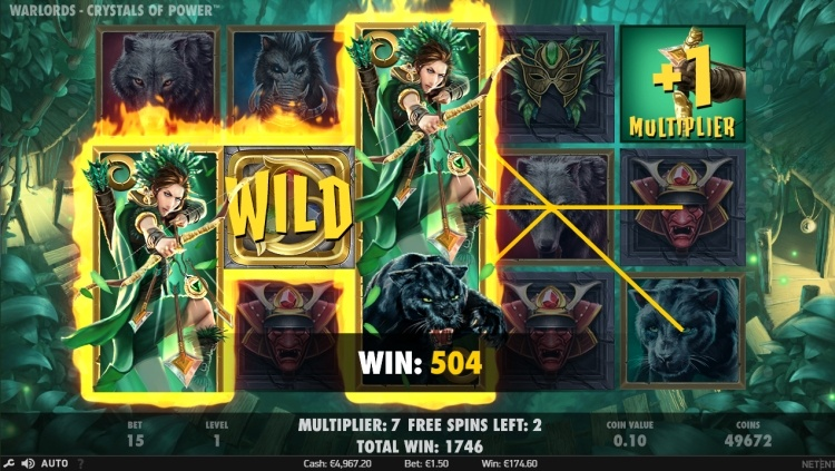 warlords-crystals-of-power-pokie-big-bonus-win