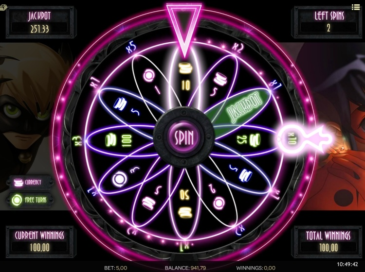 Super Lady Luck isoftbet bonus wheel
