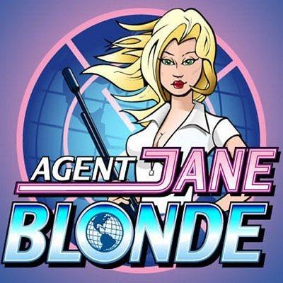 Agent Jane Blonde - Mobil6000