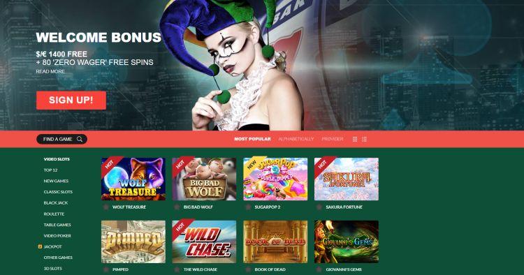 Casino mate australian online casino