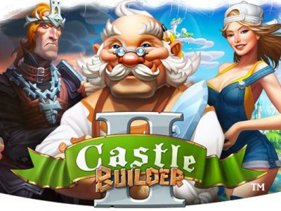 castle builder II pokie
