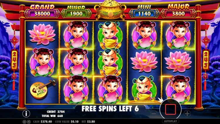 Caishen's Gold pokie pragmatic play bonus big win
