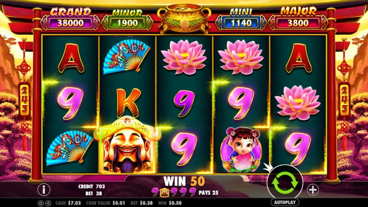 Caishen's Gold slot review