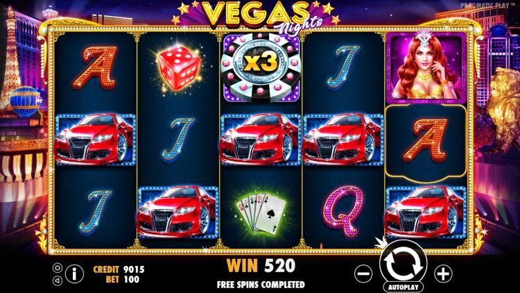 Vegas Nights pragmatic Play
