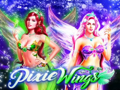 pixie wings pokie pragmatic