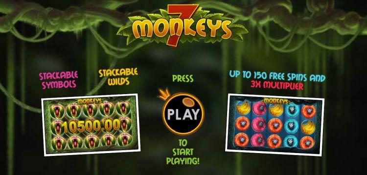 7 monkeys pragmatic play gokkast