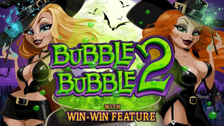 Bubble bubble 2 rtg release