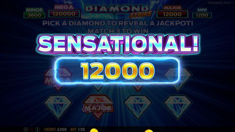 Diamond Strike Pragmatic Play
