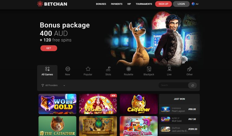 betchan new casino for aussie players