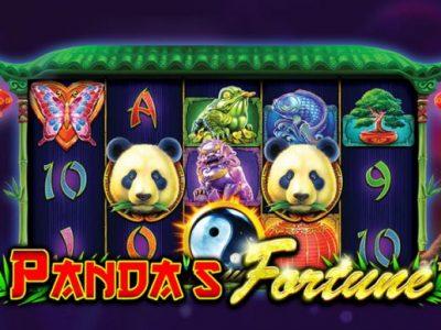 Panda's Fortune Pragmatic Play