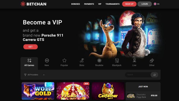 betchan new AUSSIE VIP programme