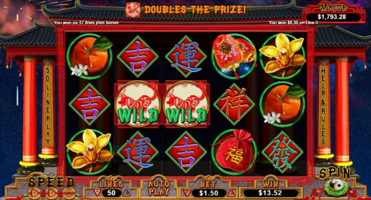 Fu Chi pokie review