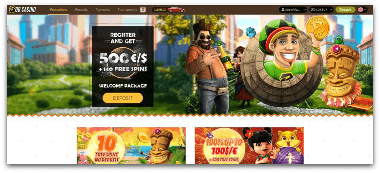 Bob Casino review australia