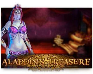 Aladdin's treasure slot review