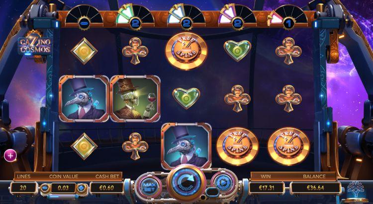 cazino-cosmos-slot-review-free-spins-trigger