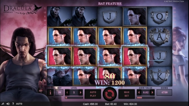 Dracula Netent slot review