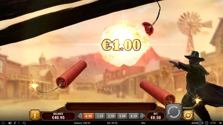 Gunslinger reloaded slot play'n go bonus 2