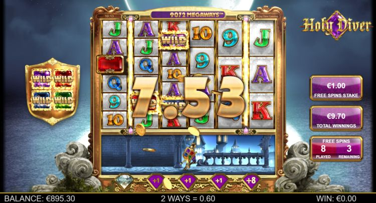 holy-diver-slot-big-time-gaming-free-spins