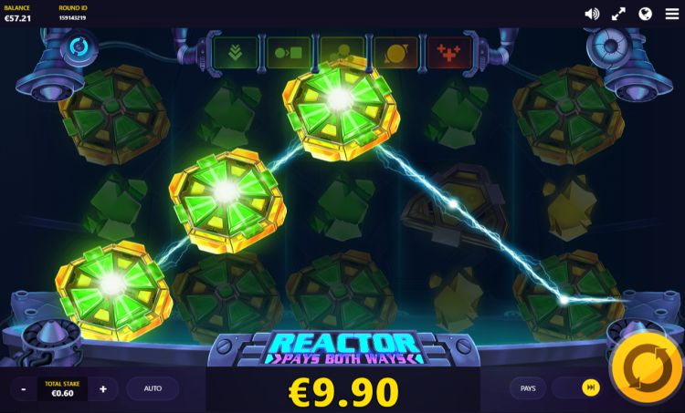 Reactor slot review Red Tiger big win 2