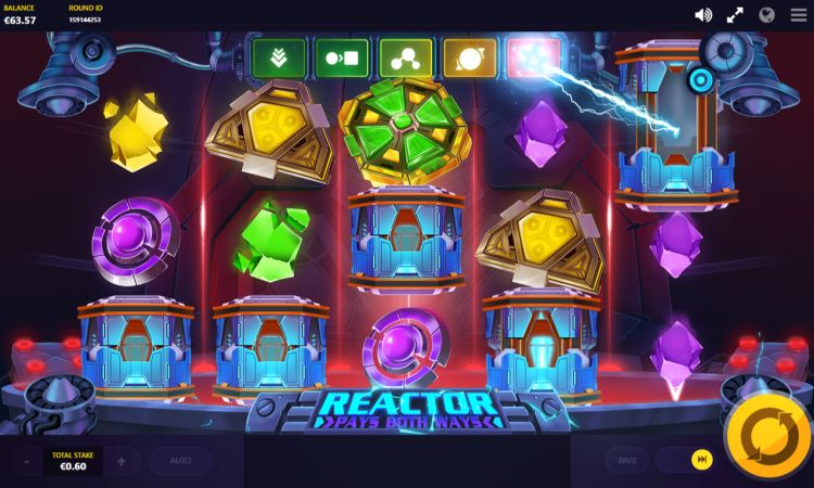 Reactor slot review Red Tiger feature 2