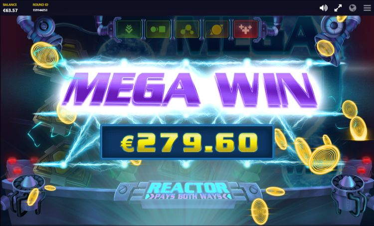 Reactor slot review Red Tiger mega win 2