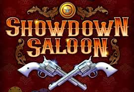 Showdown Saloon Microgaming logo