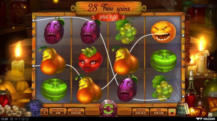 slot-jam-wazdan review free spins