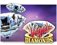Vegas Diamonds slot review elk studios logo